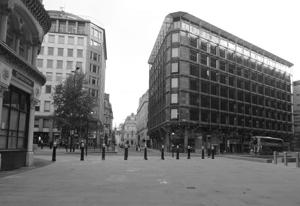 Lockdown London
